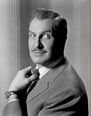Vincent Leonard Price, Jr. (May 27, 1911 – October 25, 1993)