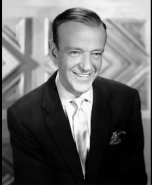 Fred Astaire (May 10, 1899 – June 22, 1987)