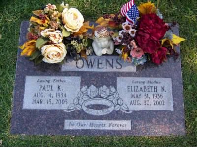 Paul Owens, Mission City Cemetery - Fold3.com