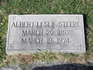 Albert Leslie Steere