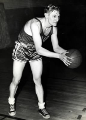 John A. Alzo, Jr. - Basketball Star