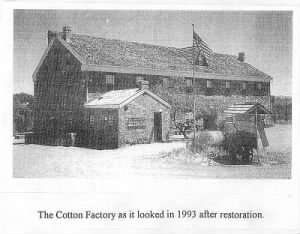 Cotton Factory, after restoration in 1993.gif