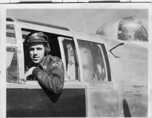 Norman Doe, Lt. Pilot-B 25 Mitchell, MTO, 321st BG,445th BS, 57th Bomb Wing.