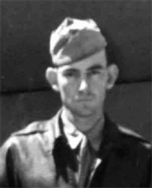 Malcomb D Enlow, B 26 Marauder, Engineer/Gunner