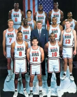 1992 Dream Team USA Basketball