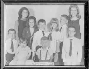 rusty and family