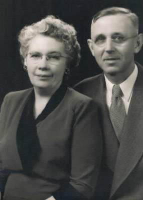 Leroy and Edith Boyer