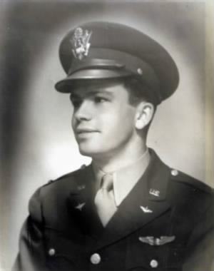 "Lt James Wm. ""Bill"" Kuykendall, Pilot, WW II /MTO, B-25's"