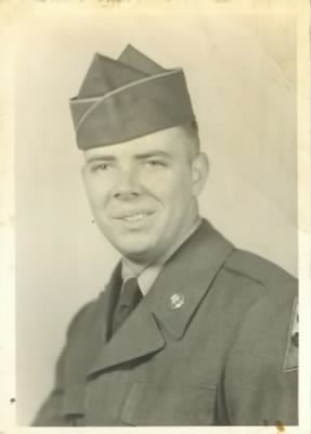 Harry Rardin - U S Army