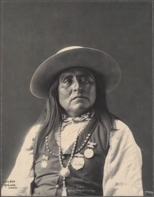 79 - Josh, Chief, San Carlos Apaches