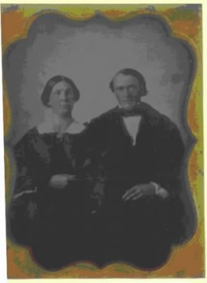 John P. Craycroft and Minerva Jane Craycroft, nee Price