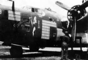 James O'Boyle's Main Ship, the B-24 TeePeeTime Gal