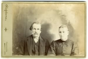 Allen Richard and Hannah Anderson