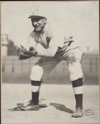 Napoleon Lajoie, second baseman for Cleveland › Page 1 - Fold3.com
