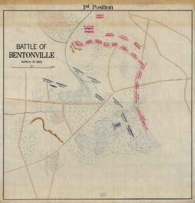 Battle of Bentonville, March 19, 1865. › Page 1 - Fold3.com