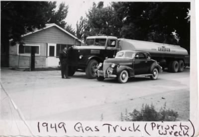FH-NVD-020c Gasoline Tanker Truck that Norman Van Duncan Totally Wrecked Prior to His Traffic Accident 1949.jpg - Fold3.com