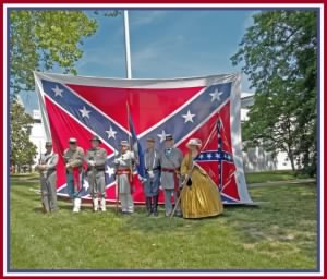 Confederate Memorial Day, May 31st - 2010