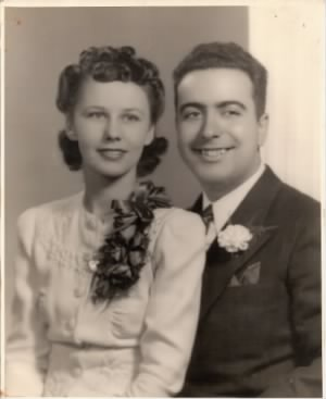 Raymond and Sara (Workman) Laganella