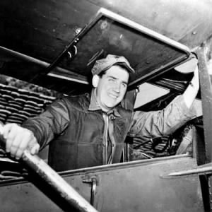 Ed McMahon as a Flyboy