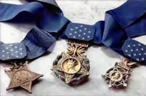 "Medal of Honor for Col John ""Killer"" Kane"