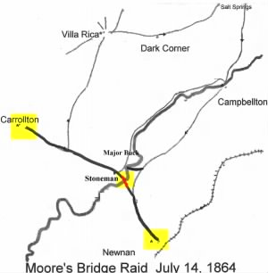 Moore's Bridge Raid