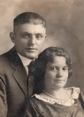1922 Wedding Picture