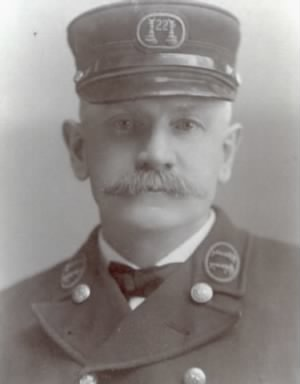 Fitzgerald Martin O'Lalor, District Fire Chief, Station 1, Boston, MA