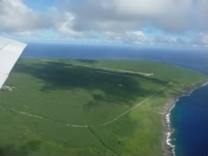 """Runway ABLE"" on Tinian Island"