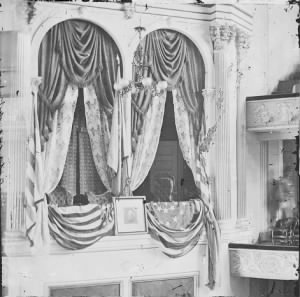 Interior of Ford's Theatre