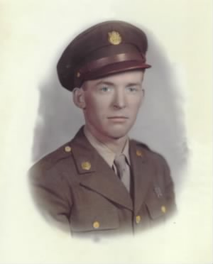 William G. Sutton, Pvt. US Army
