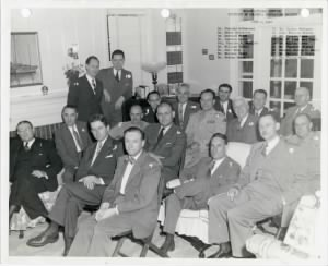 1946 Organizational Meeting of the D.C. Rheumatism Society