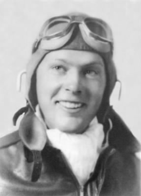 Flight Officer Willis F. Evers