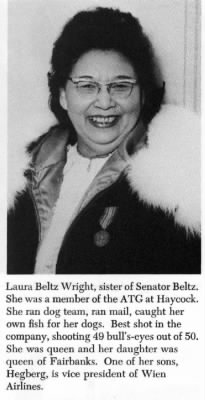 Laura Beltz Wright