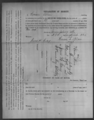 Blair, Hiram (Elihu) I 53 KY Inf Compiled Service Record Page 9.jpg