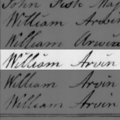 William Arvin