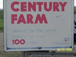 Dailey Century Farm sign.JPG