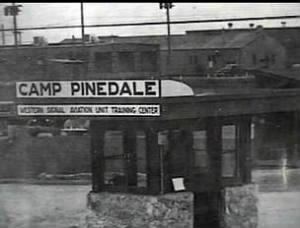 Camp Pinedale Main Gate