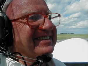 2001 Jack Novak LOVES flying his 1946 Ercoupe