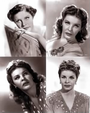 The many faces of MARTHA RAYE