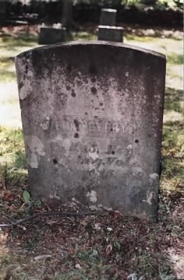 Grave of Henry Avery/Every