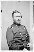4361 - Portrait of Maj. Gen. Ulysses S. Grant, officer of the Federal Army - Page 1