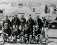 (Jack Cahill Photo) B-24 CREW, Lost 21 Nov. 1944 over Holland