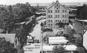 Marienburg in Westpreußen 1902