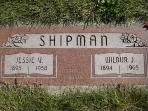 Wilber and Jessie Grave