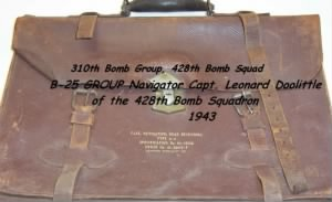 Capt Leonard Doolittle was the 310th GROUP Navigator, he flew with the 428th Bomb Squad