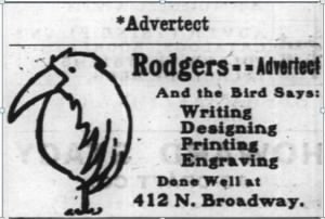 Rodgers Advertect 1904 Ad St Louis Directory.JPG