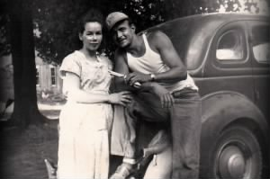 Herbert L and Gloria (Cypher) Young