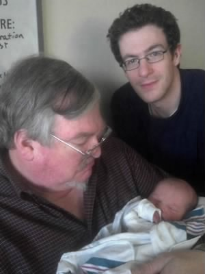 The HANLON Family, THREE Generations!