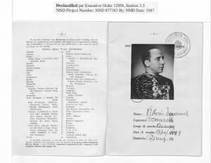OSS Washington Secret Intelligence Records