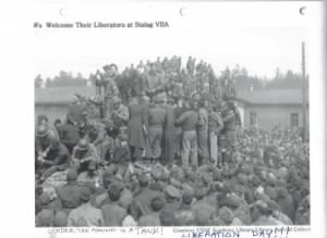 Liberation Day, Stalag Luft VII. Moosberg